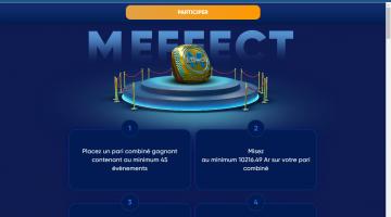 1xBet - M Effect