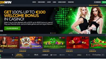 Noxwin casino 1